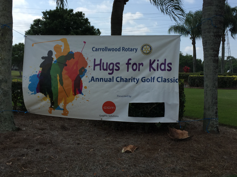2016 Hugs for Kids Tournament